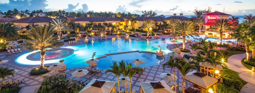 Beaches Resort at Twilight