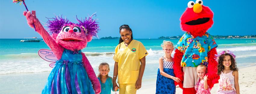 Beaches Sesame Street Characters
