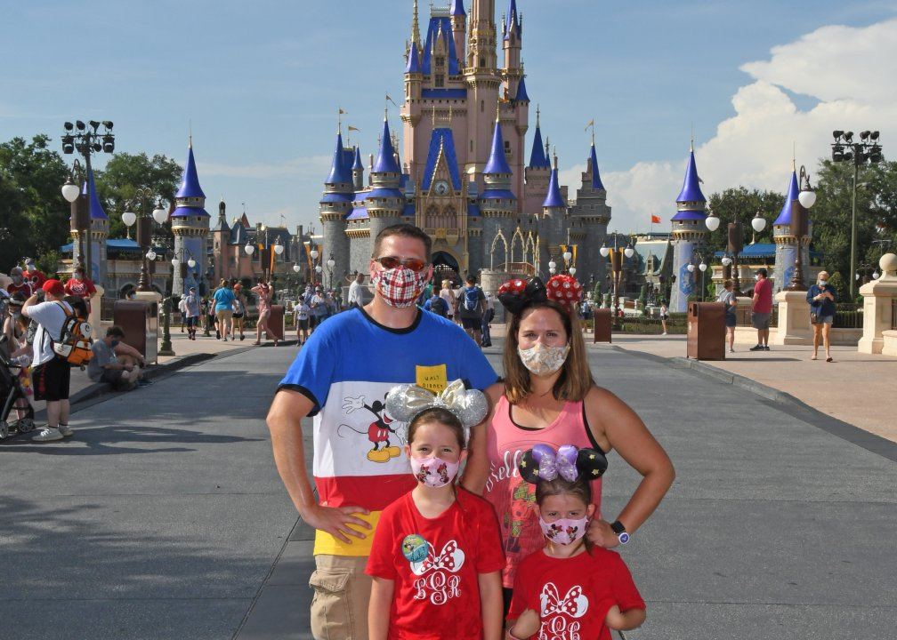 Disney During Covid: Our Experience