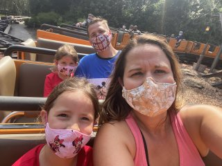 Disney During Covid: Safety, Security, and Cleanliness