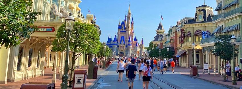 Walt Disney World Main Street