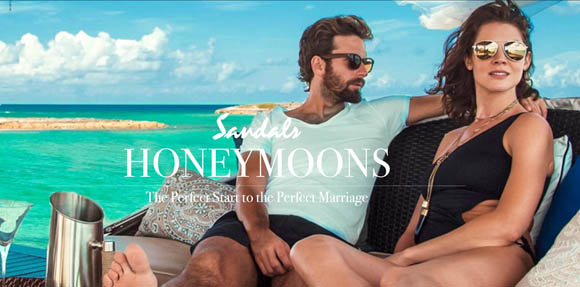 Sandals Honeymoons