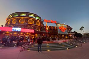 Universal CityWalk Hard Rock Cafe