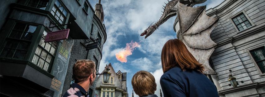 Wizarding World of Harry Potter at Universal Studios Florida