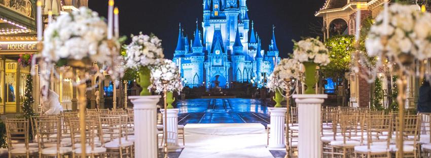 Plan Your Wedding At Disney